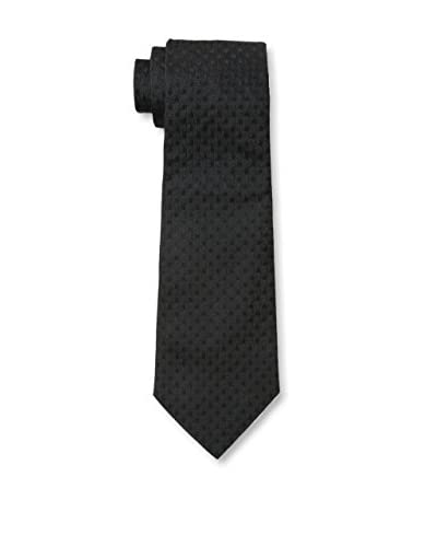 Givenchy Men's Pattern Tie, Black