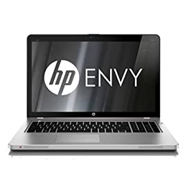 New! HP Envy 17 3D Laptop Intel 2nd Gen Core i7-2670QM 3.1GHz TurboBoost, 16GB DDR3 RAM 1333MHz, 17.3