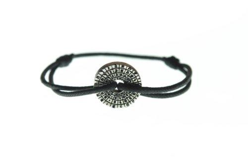Nees Bijoux Paris Kabbalah TSEROUF Pendant Bracelet