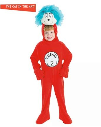 Thing 2 Costume - Small