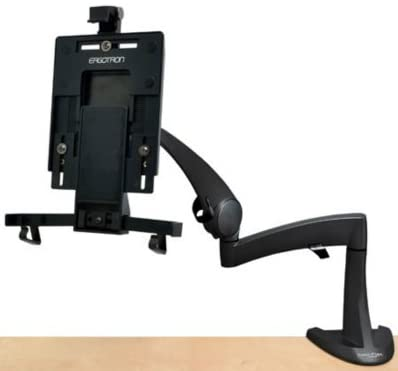 エルゴトロン Neo-Flex タブレット用デスク取り付けアーム 45-306-101【ブラック】