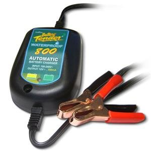 Battery Tender 800 Waterproof 12V Battery Charger