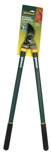 Yeoman CYE280 Fixed-Handle Bypass Pruner with 1-1/4-Inch Cut