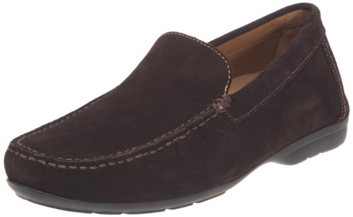 Sioux GIANNI Moccasins Men'S brown Braun (testa-di-moro) Size: 46