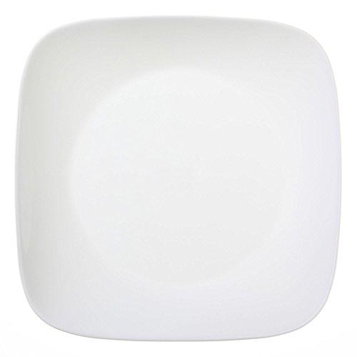 Corelle Square Pure White 10.25