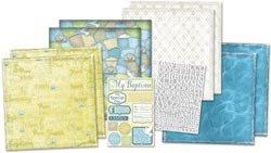 Karen Foster 12x12 Scrapbook Page Kit: Baptism