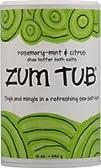 Zum Tub Shea Butter Bath Salts Rosema…