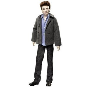 Twilight Edward Cullen Barbie Doll Pink Label Collection