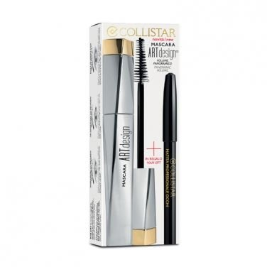"Collistar Mascara Art Design, Volume Panoramico Ciglia ""Opera d'Arte"", Waterproof, Extra Nero"