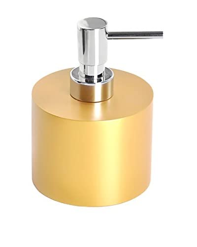Gedy by Nameek's Piccollo Soap Dispenser YU81-87, Gold