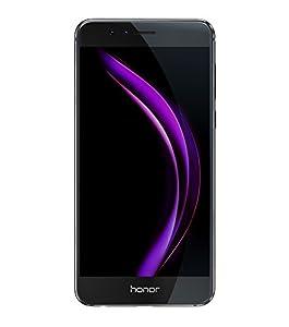 Honor 8 4 GB RAM Dual Camera UK SIM-Free Smartphone - Black