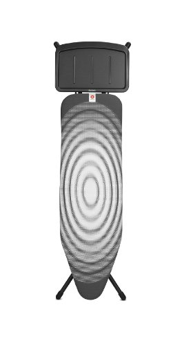 Brabantia Ironing Board Limited Edition 124 x 38 Frame - Black (Ironing Board Brabantia compare prices)