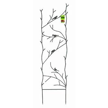Gardman R542 Bird and Branch Metal Trellis, 14.68