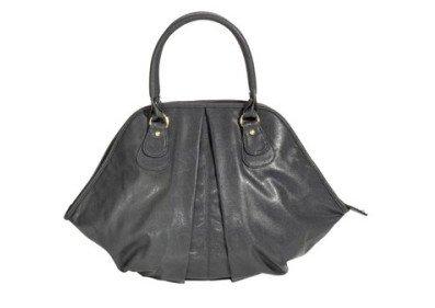 Tasche von Contempo in Schwarz