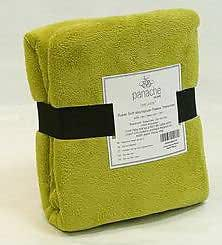 skippys throw snuggle touch microfibre lime green 140x180 cm coral fleece blanket throw 55 x. Black Bedroom Furniture Sets. Home Design Ideas