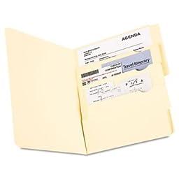 Pendaflex Divide-It-Up Manila File Folders A9 SO12