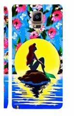 KALAKAAR Printed Back Cover for Samsung Galaxy Note 4,Hard,HD Matte Quality,Lifetime Print Warrenty