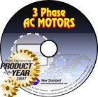 Three Phase AC Motors - CD-ROM - New Standard Institute - B0015LUX8W - ISBN:B0015LUX8W