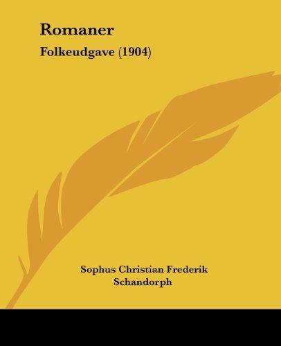 Romaner: Folkeudgave (1904)