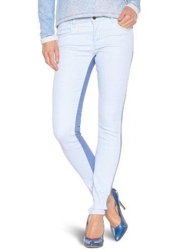 American Retro - Jeans, donna, Blu (Bleu (Celeste Blue)), 42 IT (28W/32L)