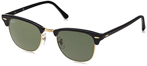ray-ban-lunette-de-soleil-clubmaster-rectangulaire-black-w0365-ebony-arista