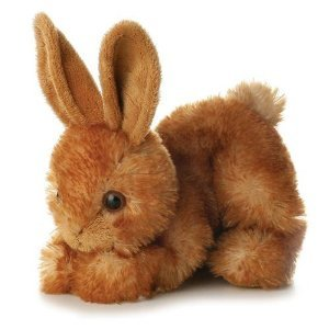 Aurora World Plush Bitty Bunny Rabbit