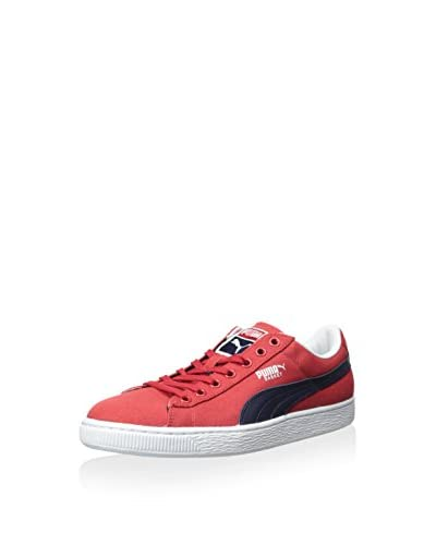 PUMA Men's Basket Classic Canvas Sneaker