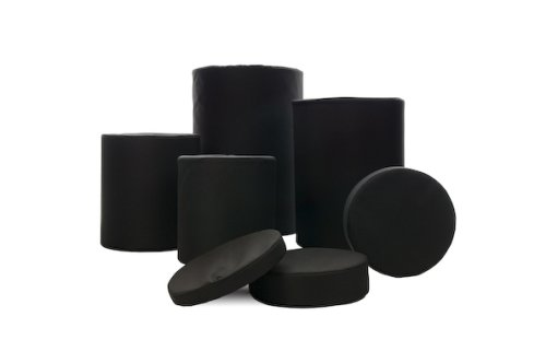 Lastolite Set of 4 Posing Tubs & Cushions - Studio Props (Inc Bag) Black Friday & Cyber Monday 2014