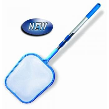 Hydro Tools 8051 Promotional 4-Foot Telescopic Pool Skimmer