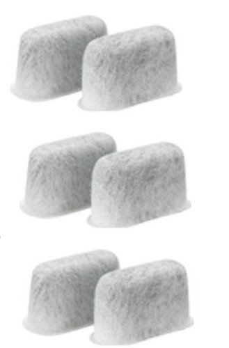 6 Replacement Charcoal Water Filters For Cuisinart Coffee Maker, Garden, Lawn, Maintenance front-31177
