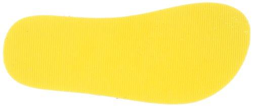 Skechers Women's Works-Sea Breeze Thong Sandal,Fuchsia,7 M US