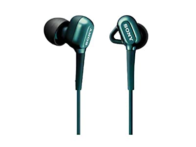 Sony XBA-C10 Balanced Armature In-Earphone - Green