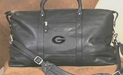 Georgia Bulldogs Cabin Duffle Bag by Canyon Outback
