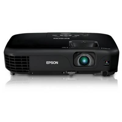 Review epson powerlite 1221 lcd projector 4 3 1024x768 xga for Usb projector reviews