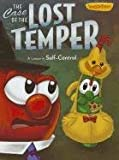 img - for The Case of the Lost Temper Book: A Lesson in Self-Control (VeggieTales (Big Idea)) book / textbook / text book