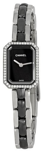 Chanel Premier Diamond Case Ladies Watch H2163