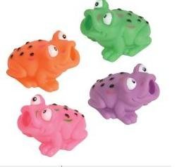 Kids Bath Tub Squirt Frogs 2.5 inch (1 Dozen)