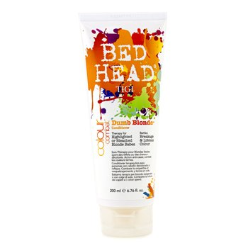 Bed Head Colour Combat Dumb Blonde Conditioner 200ml/6.76oz