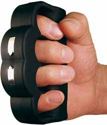 Knuckle Blaster 950,000 Volt Stun Gun with FREE Holster