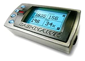 MSD Ignition 13100 DashHawk Vehicle Information Display
