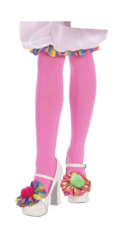 Forum Novelties Women's Circus Sweetie Shoe Toppers Costume Accessory