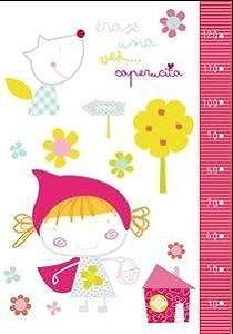 Pirulos-Vinilo Colección Caperucita- Medida 100x70 por Coimasa - BebeHogar.com