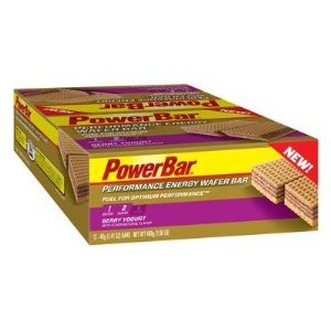 Powerbar Performance Energy Wafer Bar - 12 Pack - Berry/Light/Pastel Pink