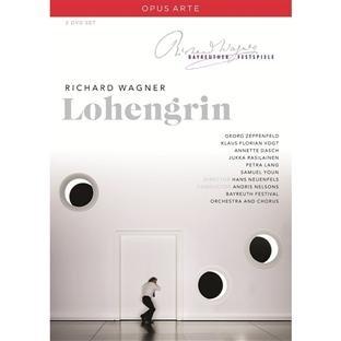 Lohengrin (Nelsons) - Wagner - DVD