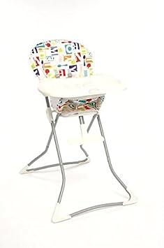 4 graco chaise haute haute tea time alphabite b b s pu riculture m262. Black Bedroom Furniture Sets. Home Design Ideas