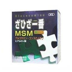 日本ケミファ ざひざ一番MSM顆粒 72g