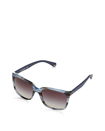 Emporio Armani Gafas de Sol Mod.4049 538511 56 (56 mm) Azul