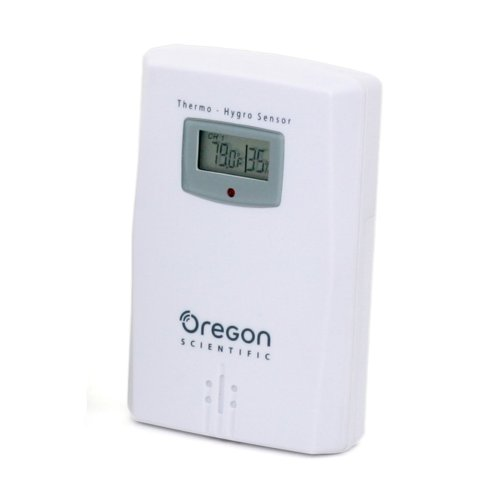Oregon Scientific THGR122NX Wireless Temperature and Humidity Sensor