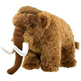 "11"" Wooly Mammoth Plush Stuffed Animal Toy by Fiesta Toys"