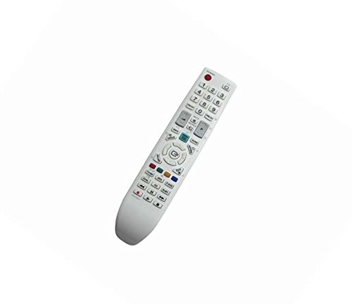 Universal Replacement Remote Control For Samsung Ln37A550P3F Ln40A550P3F Un46B8000Xf Un46B8500 Lcd Led Plasma Hdtv Tv